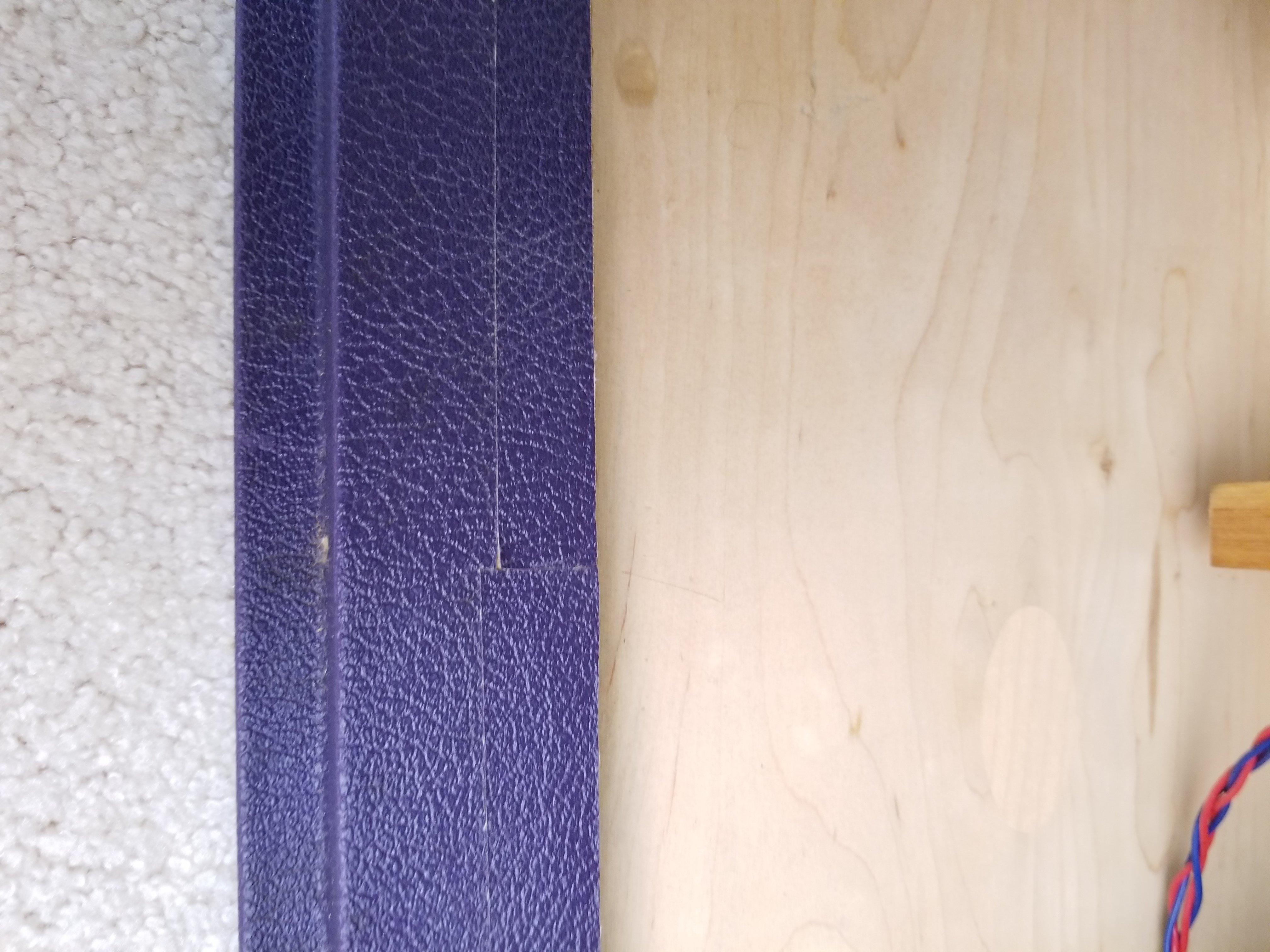 Purple Levant Tolex | MarshallForum com