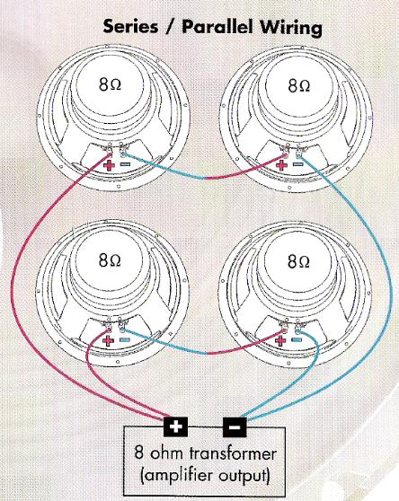 ncd marshall 30th anniversary 4x12 (and speaker wiring wiring three-way speakers wiring 4 8 ohm speakers #11